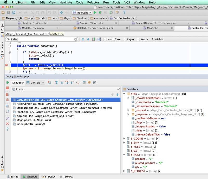 phpstorm_addaction